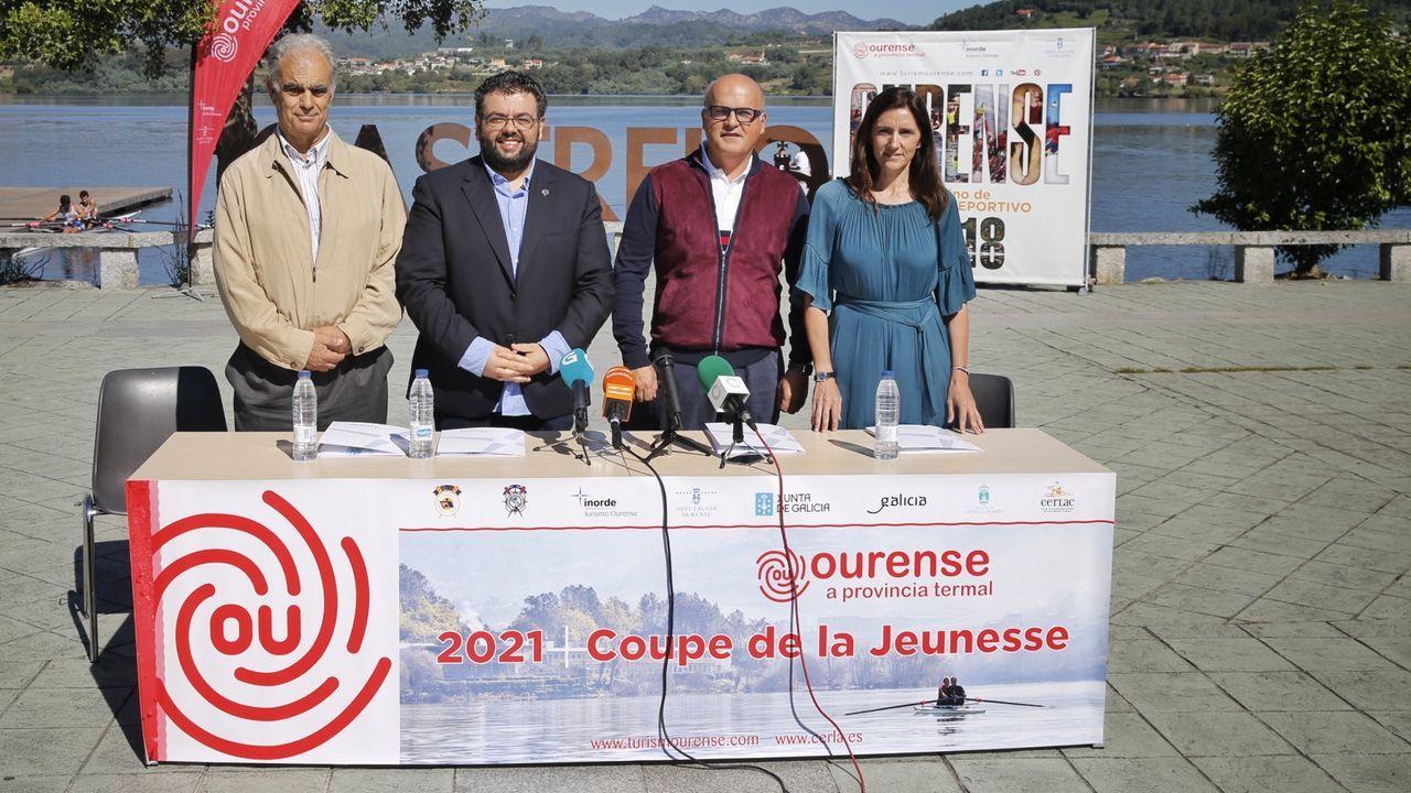 La presentación de la edicion 2021 de la Coupe de la Jeunesse fue en agosto del 2018.
