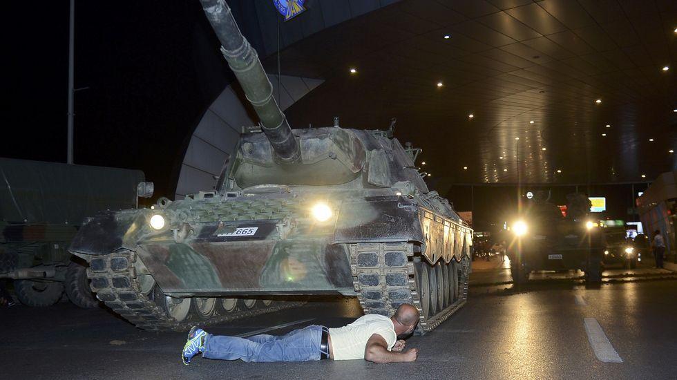 La respuesta ciudadana algolpe de Estado en Turquía