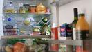 Los alimentos deben estar correctamente separados en el frigorífico