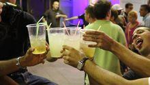 Botellón menores alcohol jóvenes