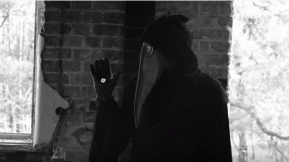 El misterioso vídeo.Imagen de una de las últimas películas sobre Caperucita