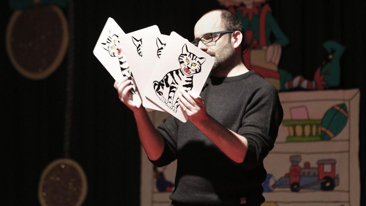 El mago Roberto Lolo organiza y actúa en el festival