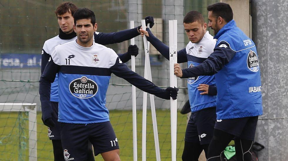 Preparando el asalto al Vicente Calderón