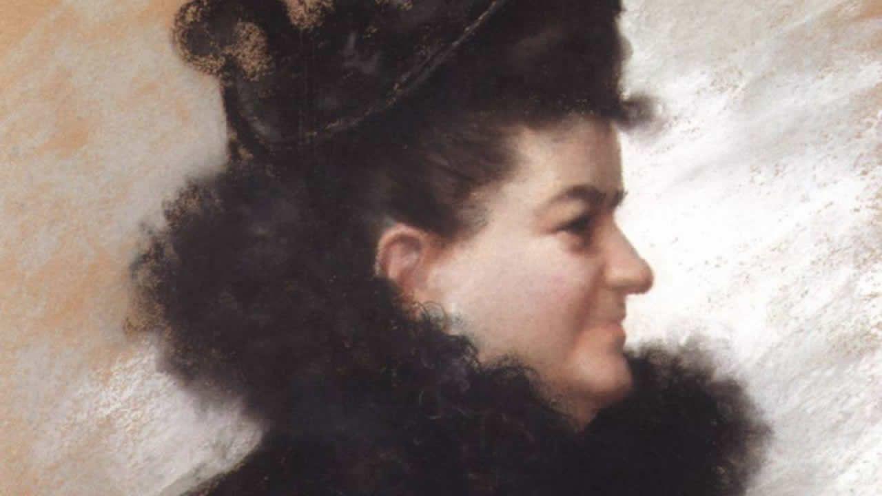 Una investigadora en la Fundación Galega de Xenomica