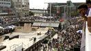 El prestigio del festival atrajo a miles de turistas que asistieron a ver los torneos de deportes urbanos