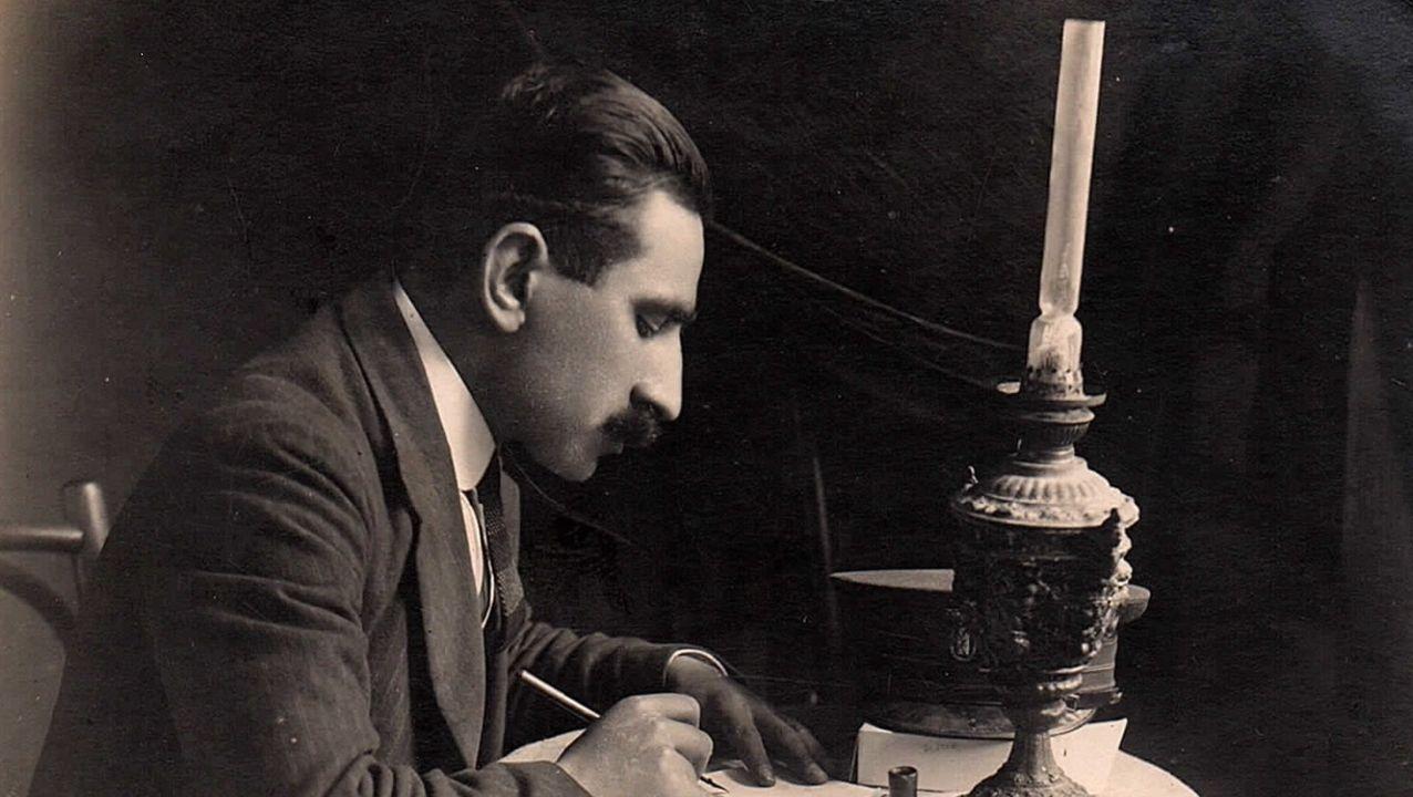 Varela en París, de donde tendrá que marcharse dentro de tres años