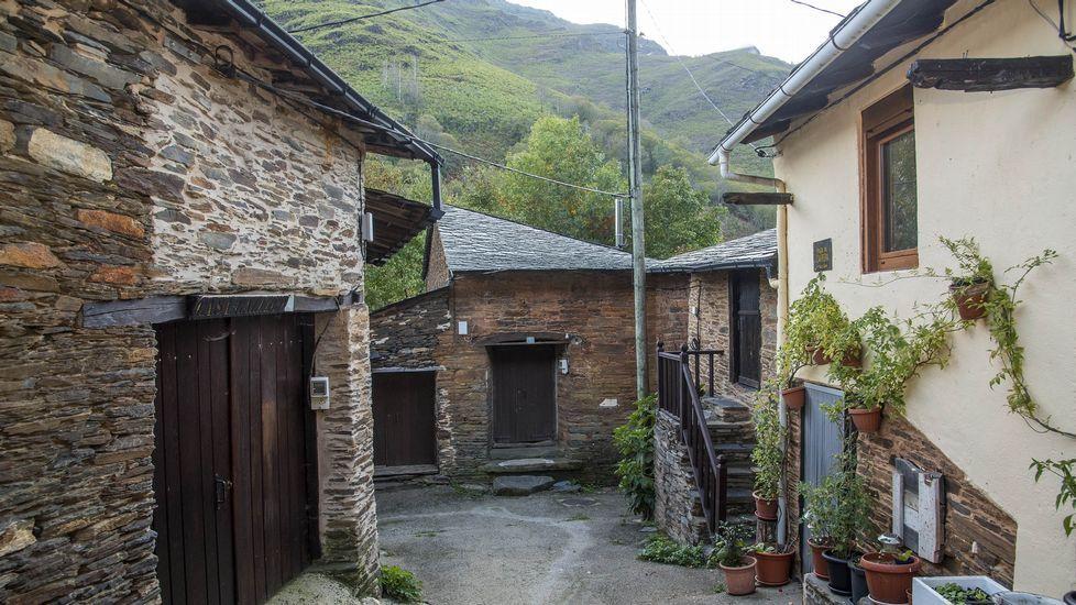 La aldea fue restaurada íntegramente hace más de una década