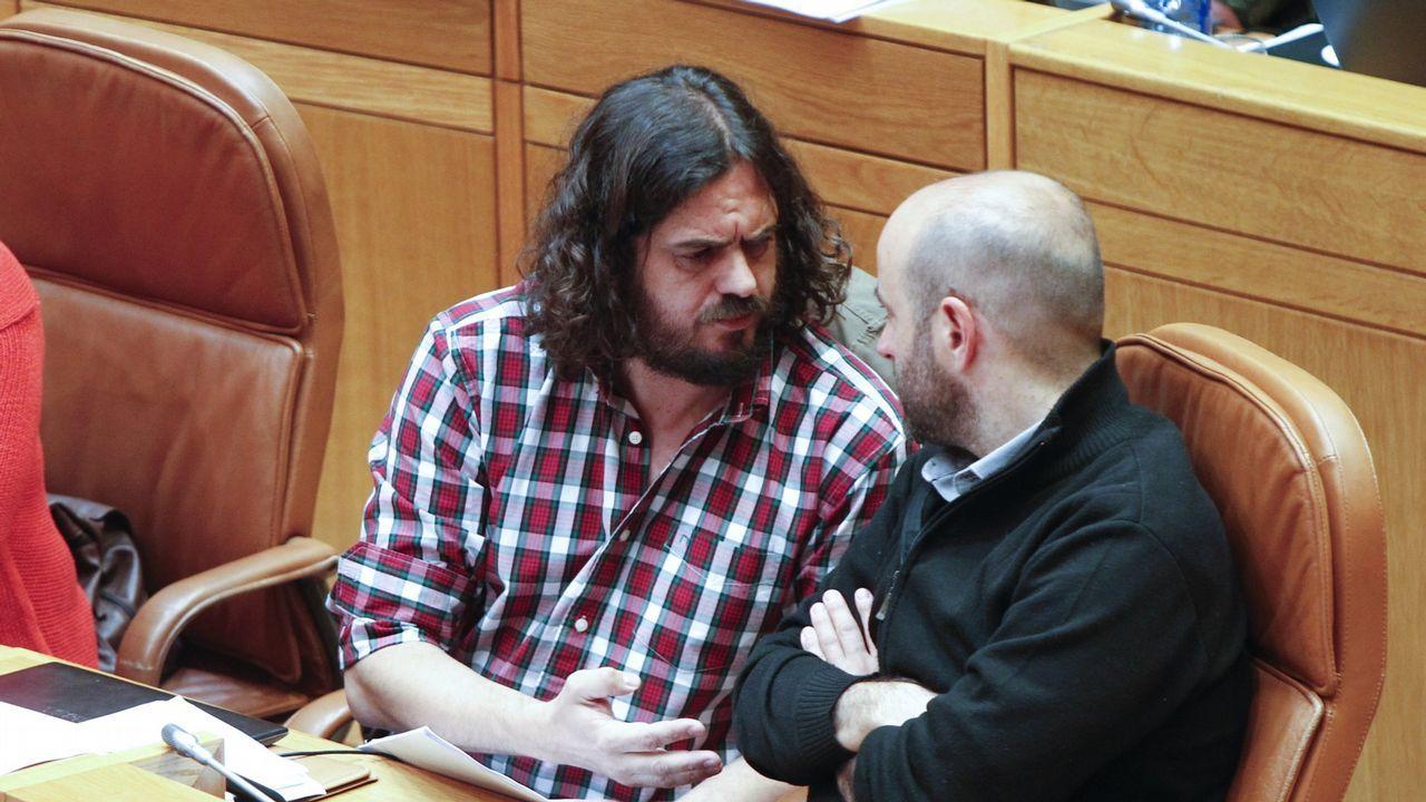 Antón Sánchez y Villares, en una foto de archivo