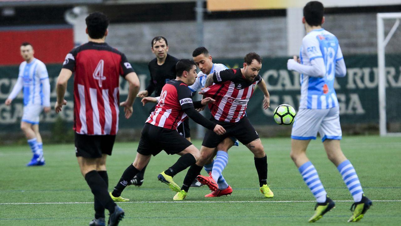 La trayectoria de Pallín en imágenes.Jesús Ramos, entrenador del Pontevedra CF
