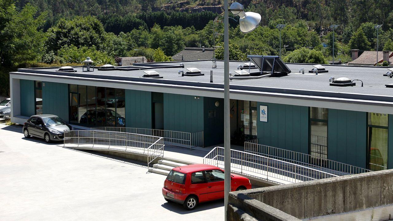gallego.Imagen de la propuesta del equipo de arquitectos gallegos