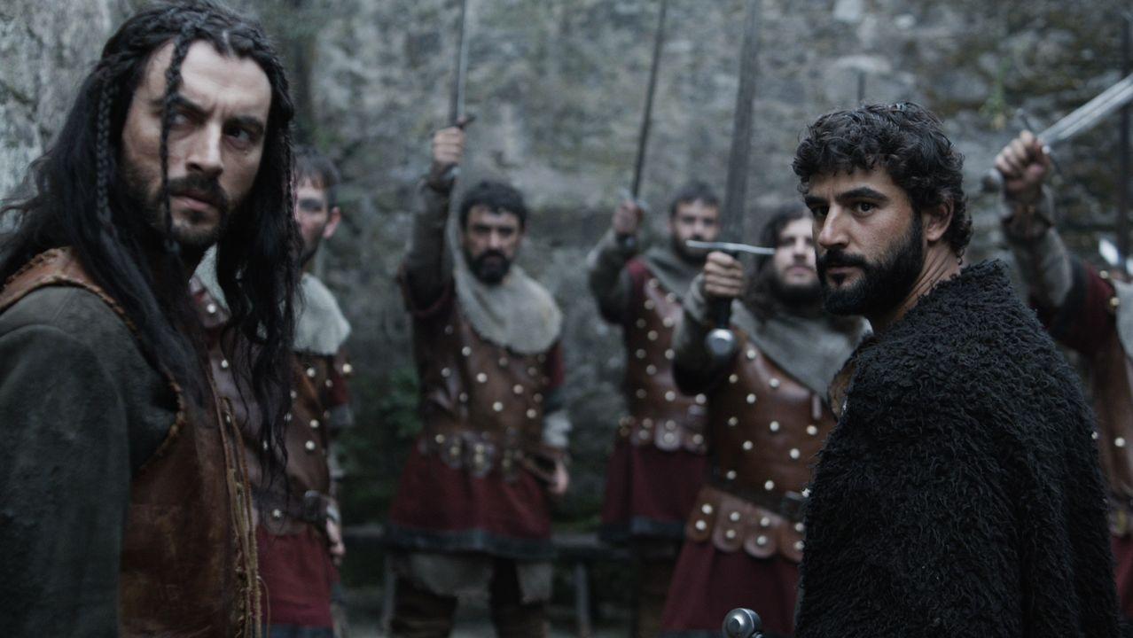 Javier Rey y Antonio Velázquez encarnan a los hermanos protagonistas de «El final del Camino».