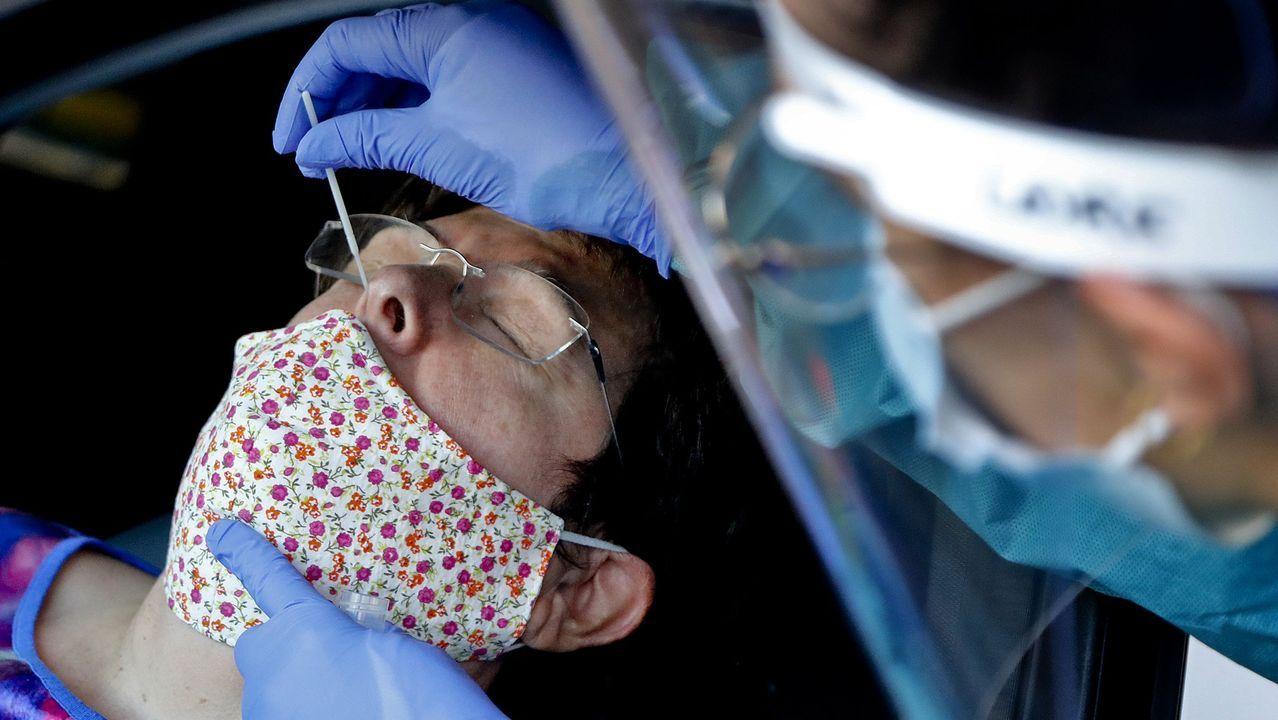 Los test PCR son fundamentales para controlar la evolución de la epidemia