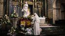 La peregrinación nacional de la Inmaculada llega a Ourense