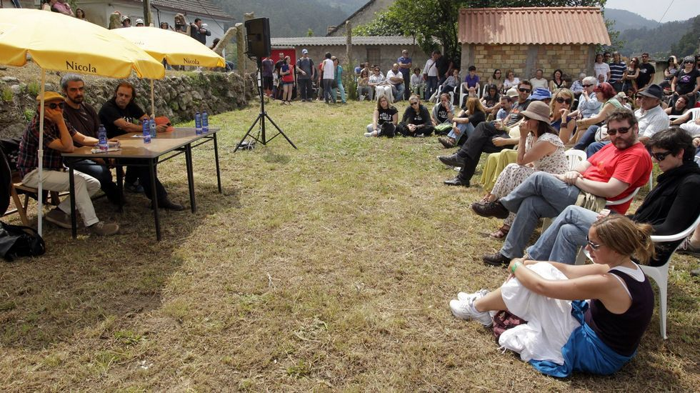 Presentación del festival de Cans.Cuerda estrenó su estrella el pasado año