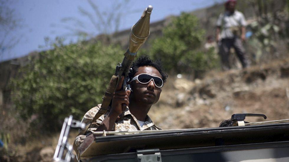 Nueva jornada de enfrentamientos en Yemen