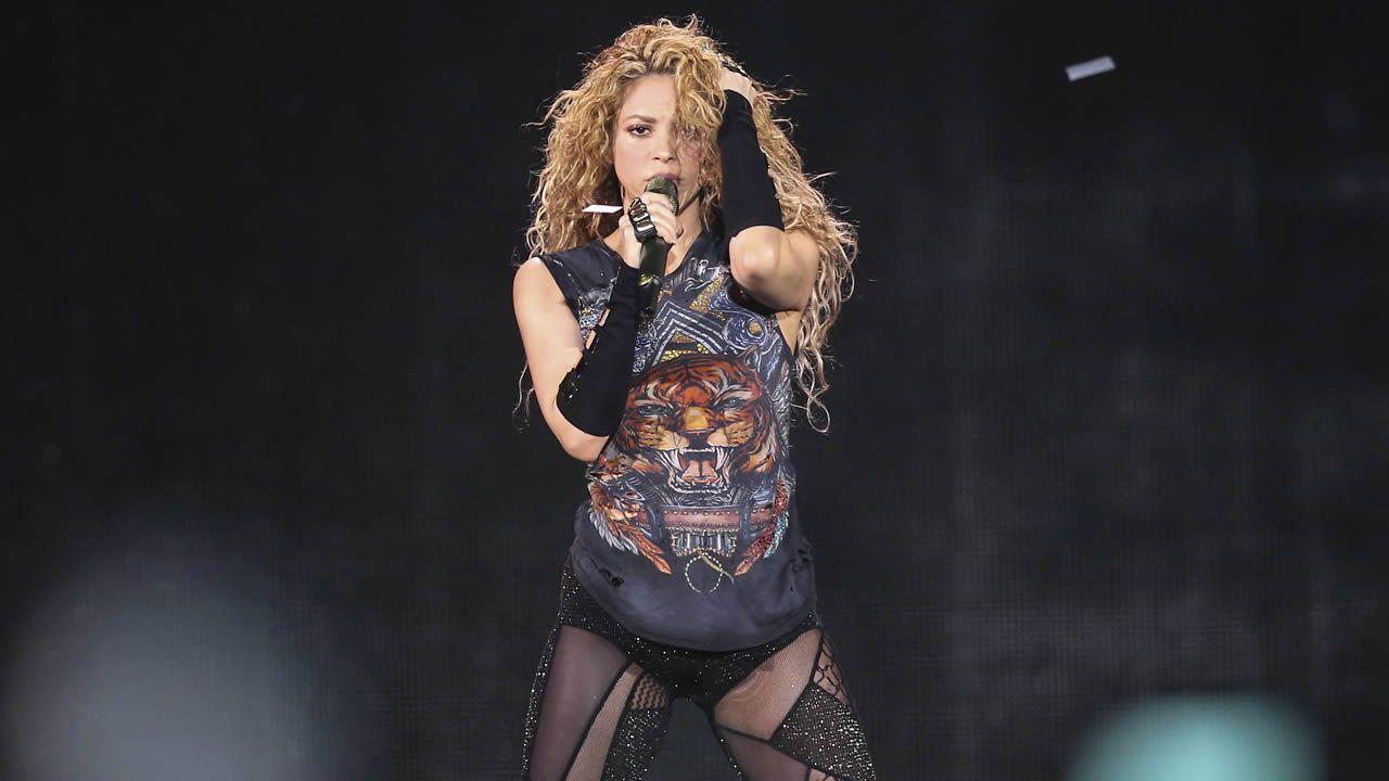 La Fiscalía se querellará contra Shakira por evasión fiscal.Una operación contra la corrupción de la Guardia Civil