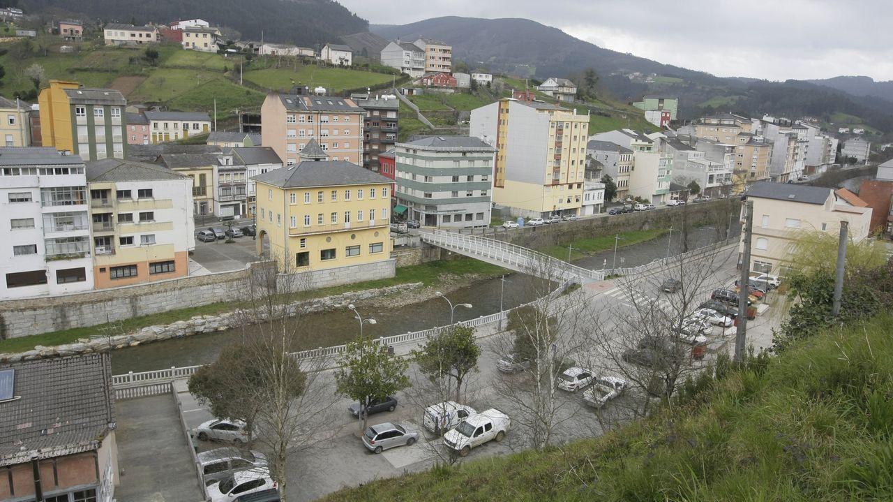 Vista de A Pontenova
