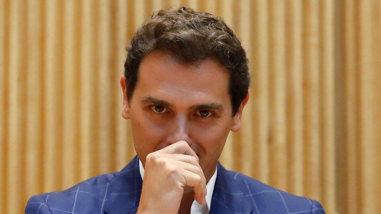 Errejón: «Cada escaño que saquemos será para el acuerdo».Rivera se ha negado a estudiar la posibilidad de formar con el PSOE un Gobierno de coalición apoyado por 180 diputados
