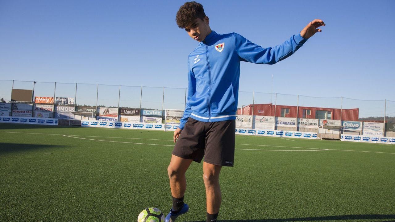 El juvenil Willian Peña hará la pretemporada con el primer equipo