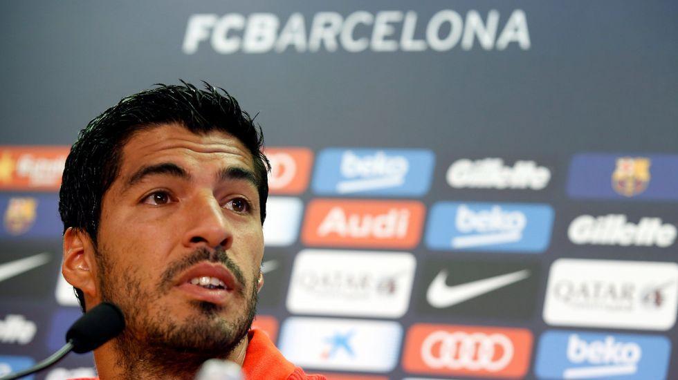 Luis Suárez cree que Messi volverá a la selección
