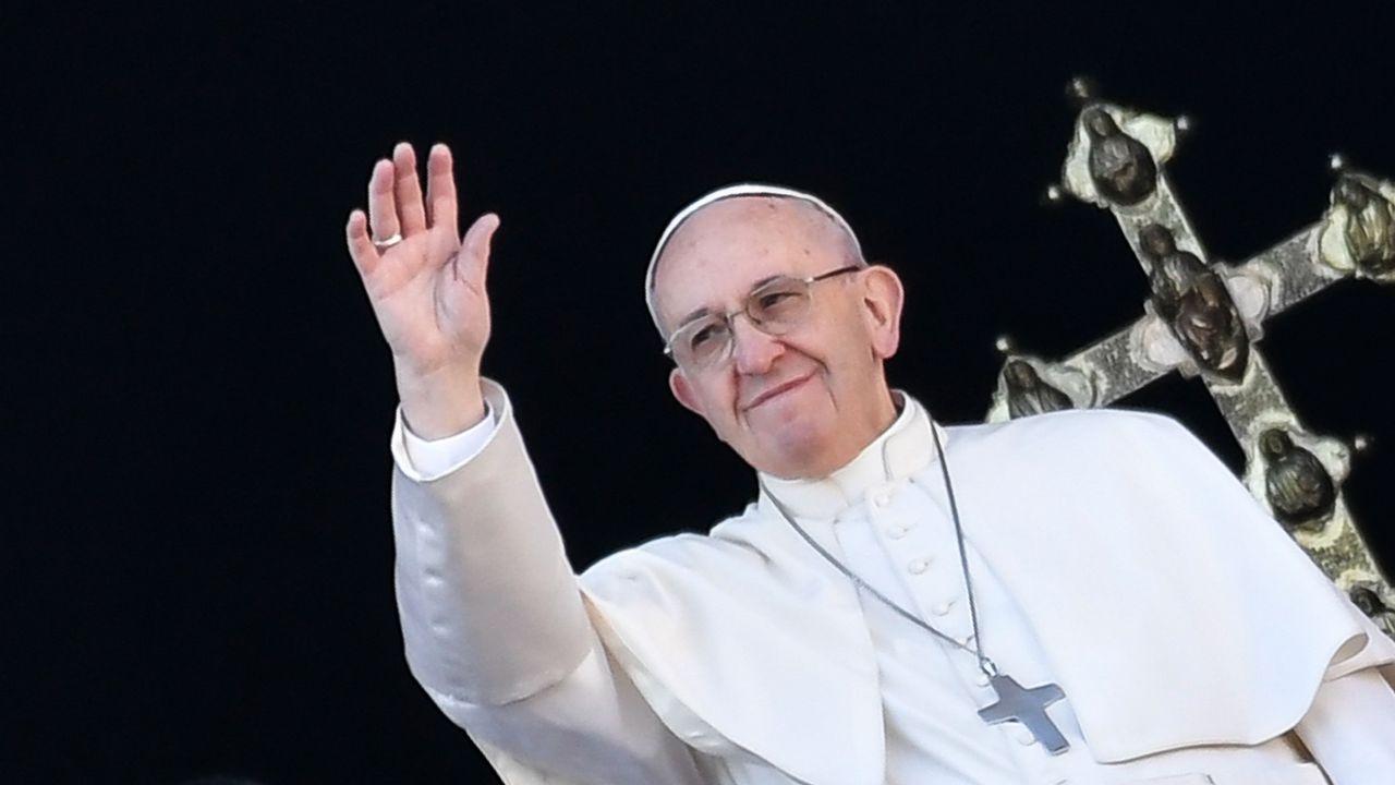 «Intentaremos que el Papa visite Galicia el próximo año santo»