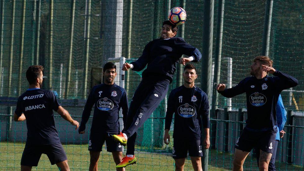 El Atlético-Deportivo, en fotos.Mareona