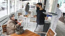 Reapertura de la hostelería en la comarca de Ferrol
