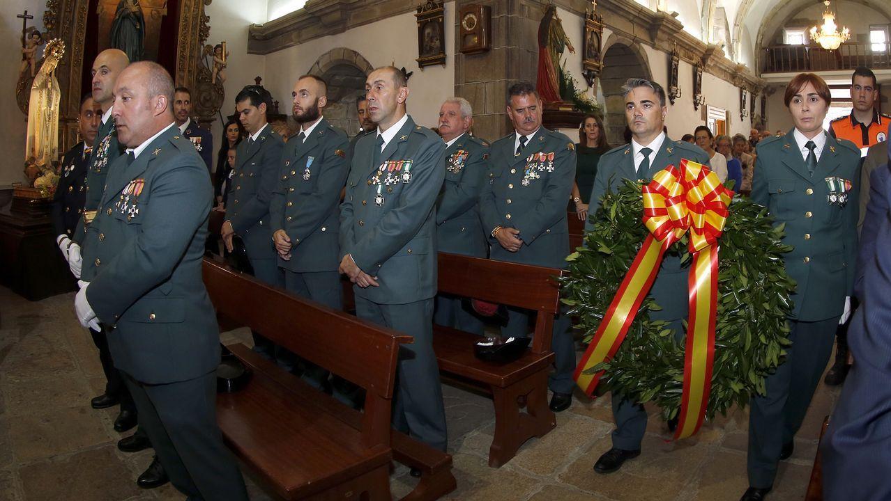 La Guardia Civil celebra el Día del Pilar
