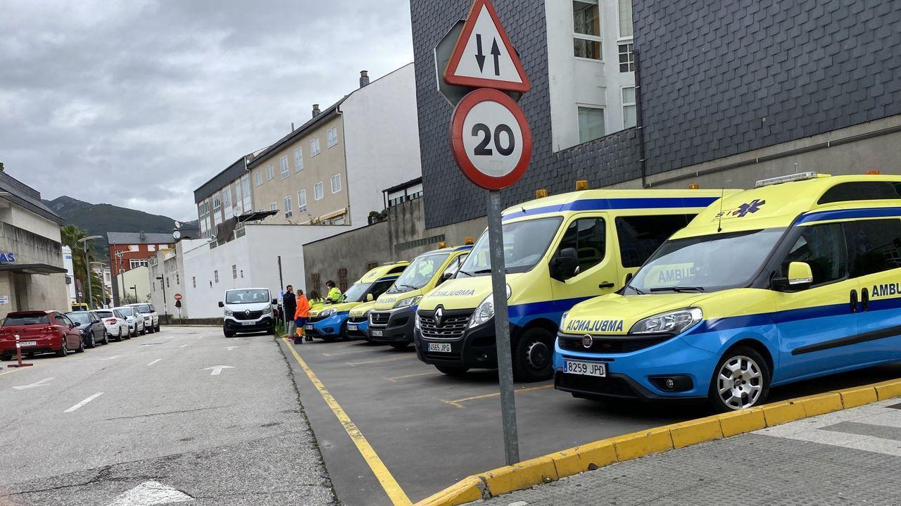 Sanidade reforzara el control de casos en O Barco