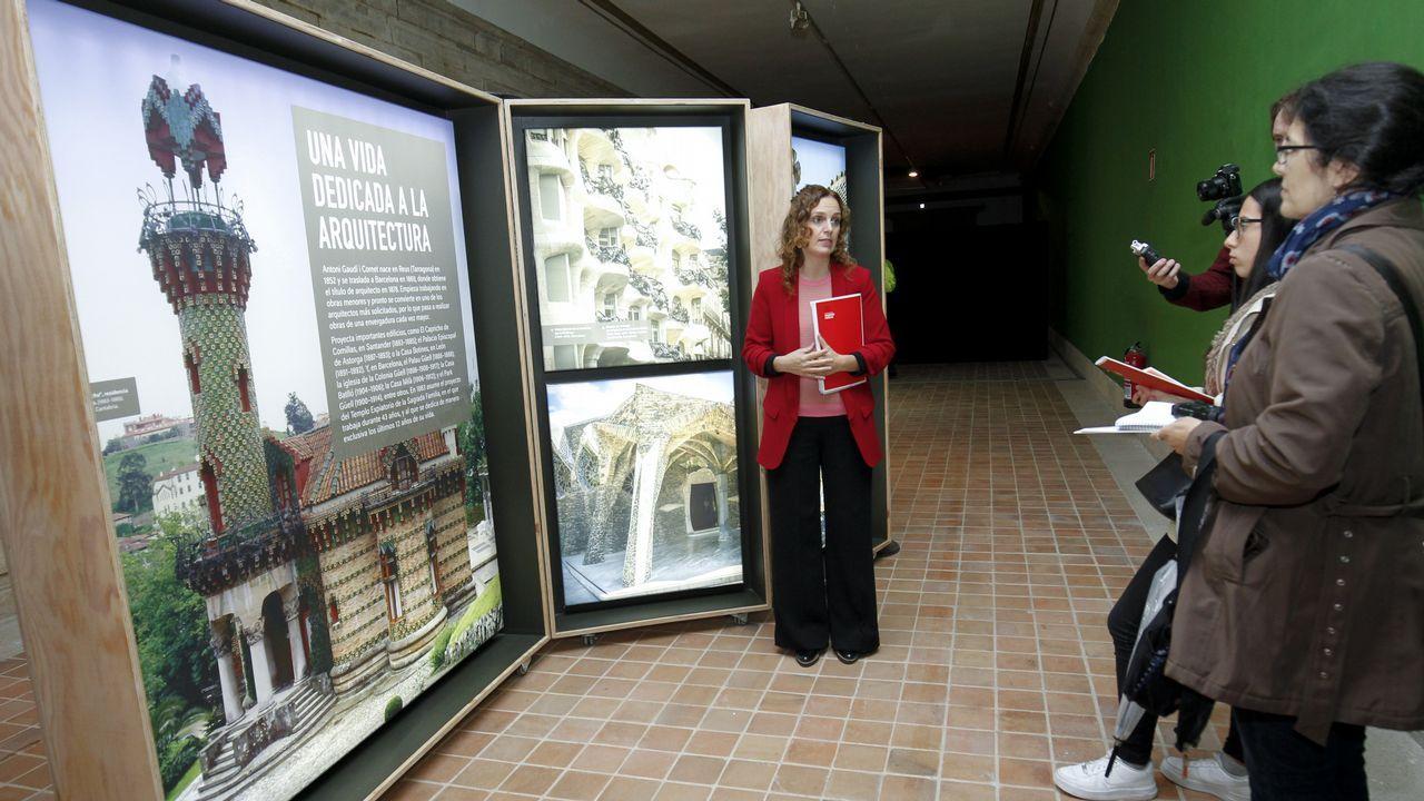 La Sagrada Familia abre sus puertas y muestra su esencia en San Martín Pinario