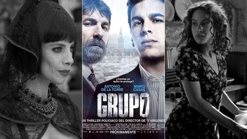 Peliculas nominadas Oscar