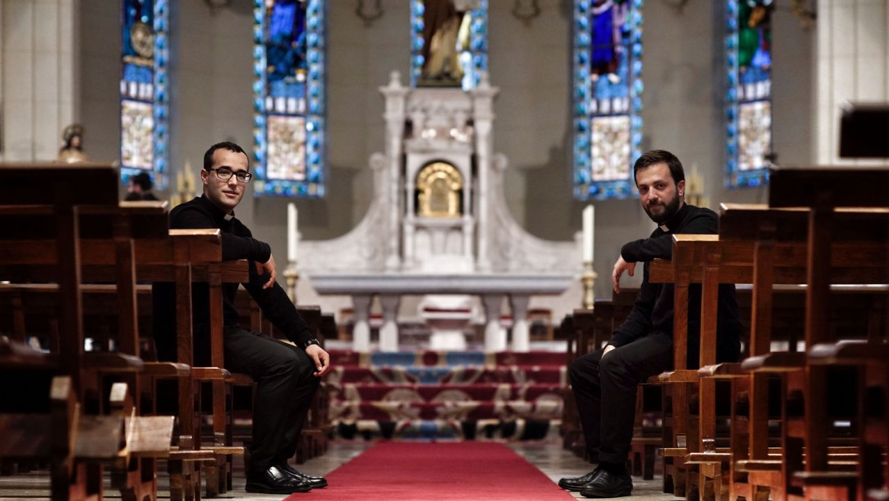Ricardo Sevillano (Nuegas Generaciones) y Alejandro Delgado (Juventudes Socialistas), forman parte del nuevo equipo directivo del Consejo de la Juventud de España