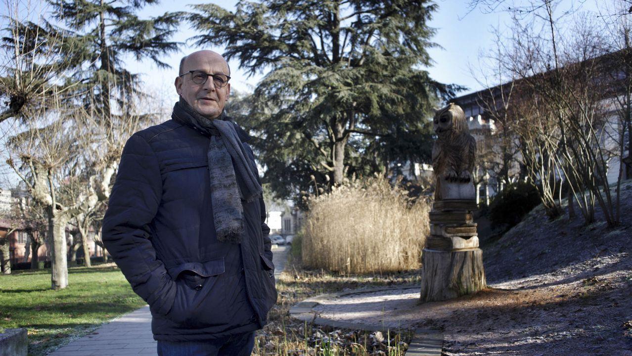 Carlos Lozano, autor de un libro sobre Alcalá Zamora
