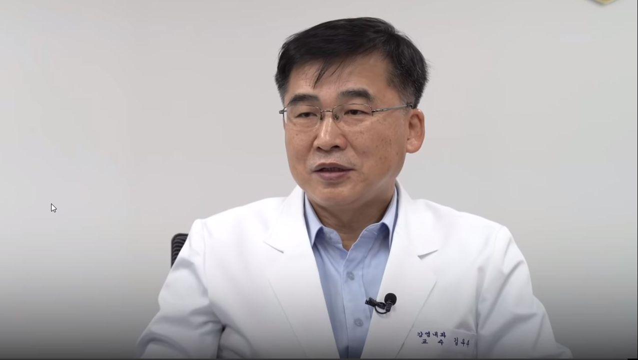 Kim Woo-joo, que estuvo al frente del equipo de epidemiólogos que combatió al MERS, es profesor en el Hospital Universitario de Guro