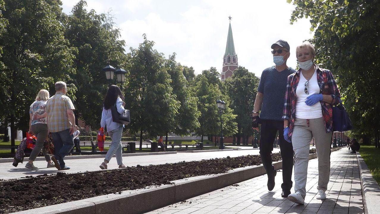 Moscú acelerará esta semana su desescalada