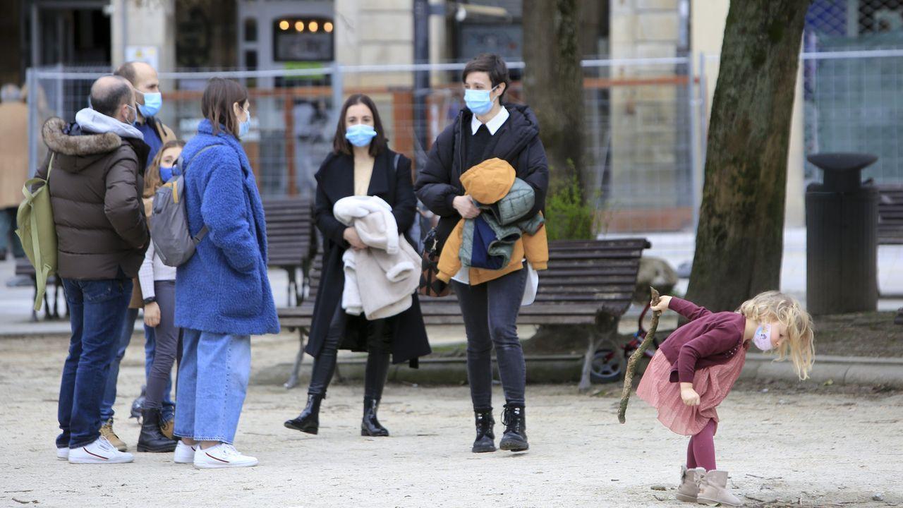 La presión hospitalaria dio un respiro a los lucenses este martes