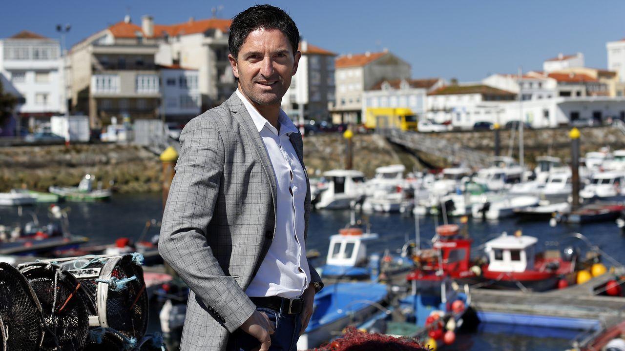 Álbum de fotos: ¡Así se vivió el debate electoral de Ribeira!