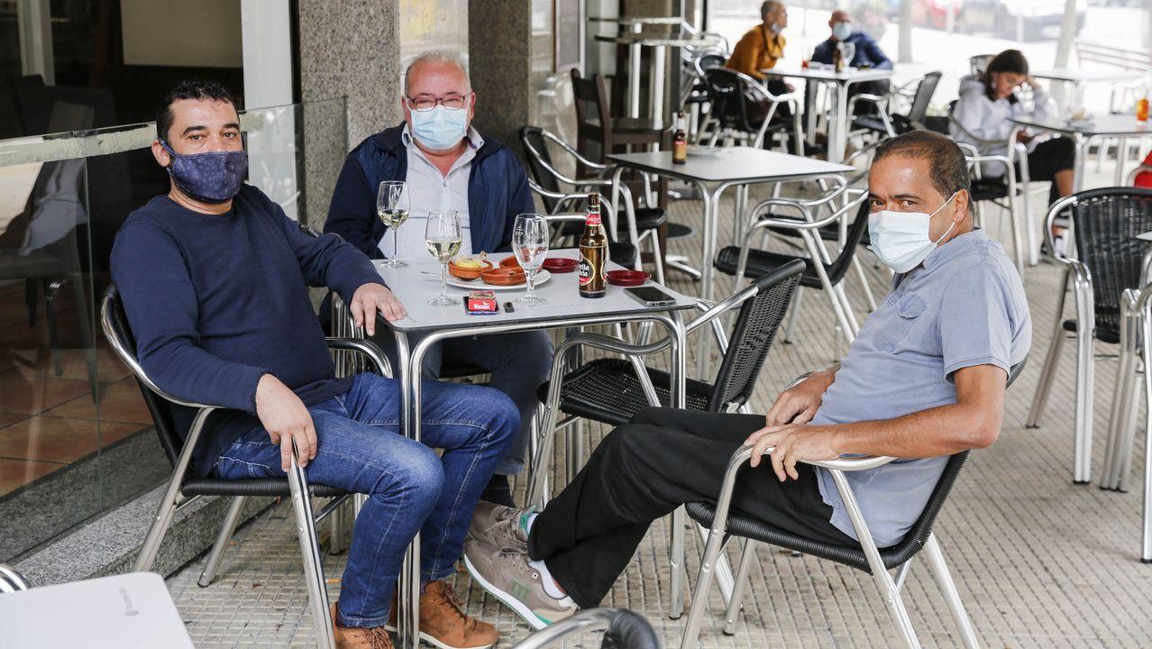 En la ciudad de Ourense hay 475 contagiadas
