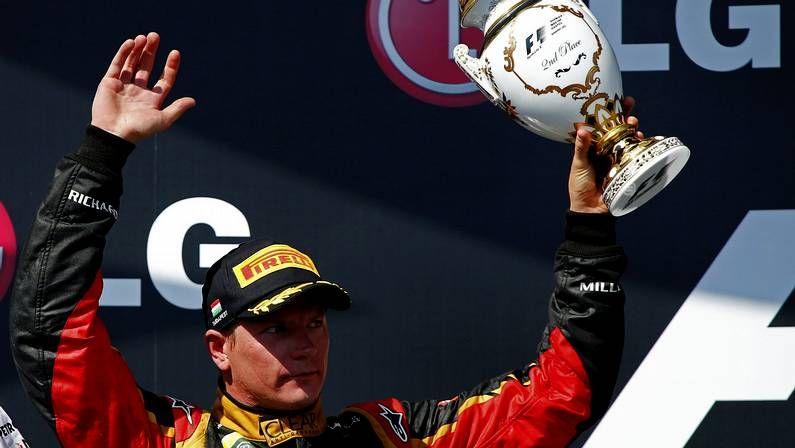 El Gran Premio de Monza, en imágenes.Ricciardo y Vettel