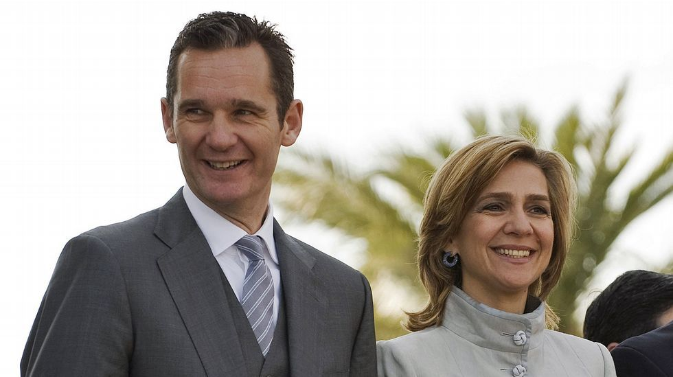 El matrimonio, en una imagen de archivo del año 2011.