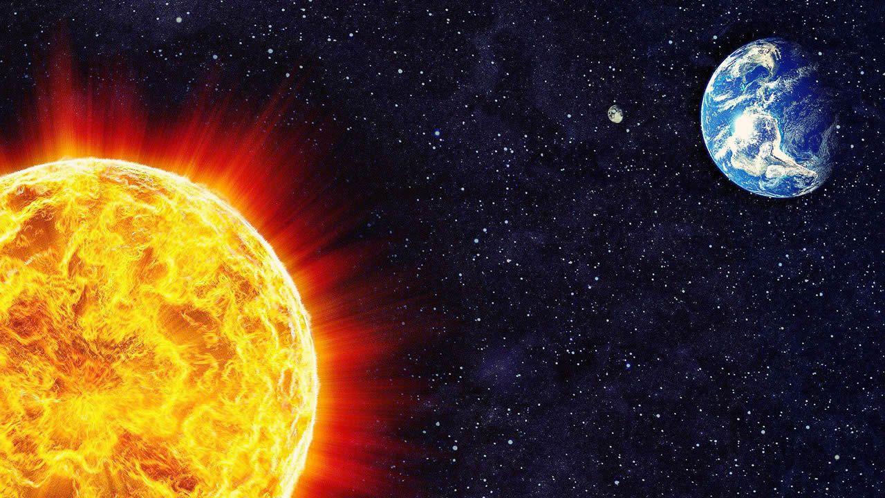 Venus y Júpiter afectan al clima de la Tierra.Andrés Arias Rodríguez, biólogo de la Universidad de Oviedo y becario del FICYT