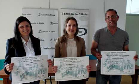Termina la era Rubalcaba.Rocío Mosquera, Margarita Campos y Manuel Fernández Alén.