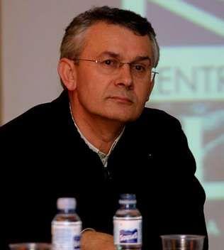 El autor Delfin Caseiro