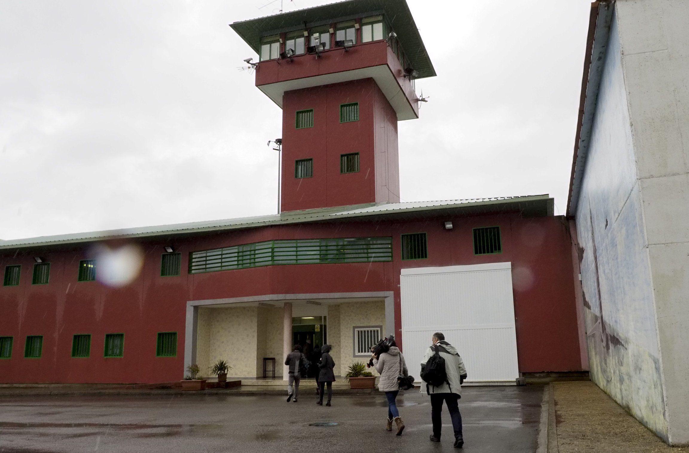 Los hechos ocurrieron en el interior de la cárcel de Teixeiro