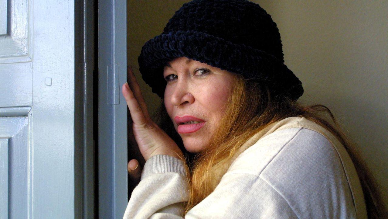 Francisca Soto, Pandora, en los juzgados de Lugo en el 2001