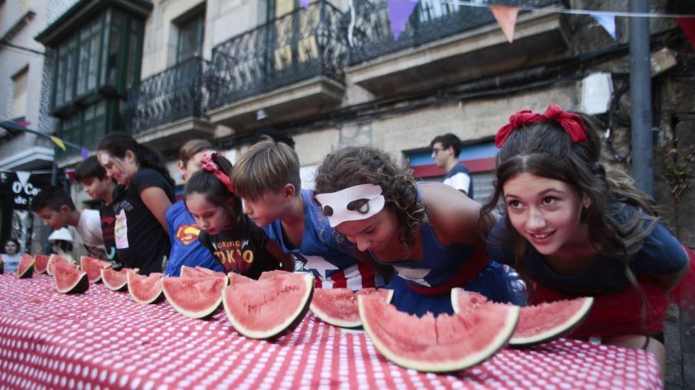 <span lang= gl >¡Mira as fotos da procesión marítima da Guadalupe!</span>