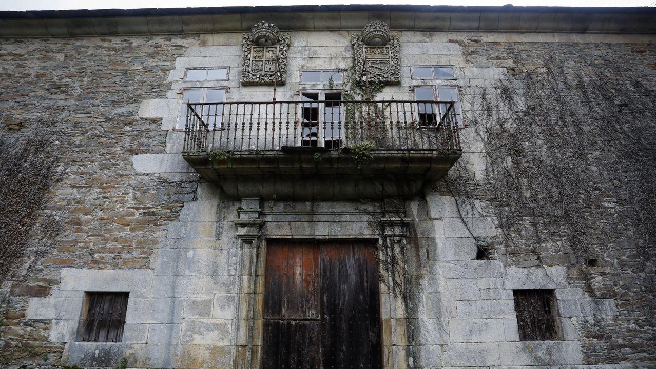Se vende pazo de 1660 más barato que un piso en el centro de Madrid.Anabel Montes, coordinadora de Proactiva Open Arms