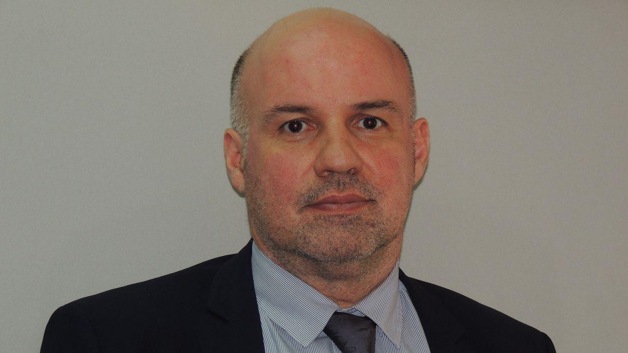 Ignacio González Vega, portavoz de Juezas y Jueces para la Democracia