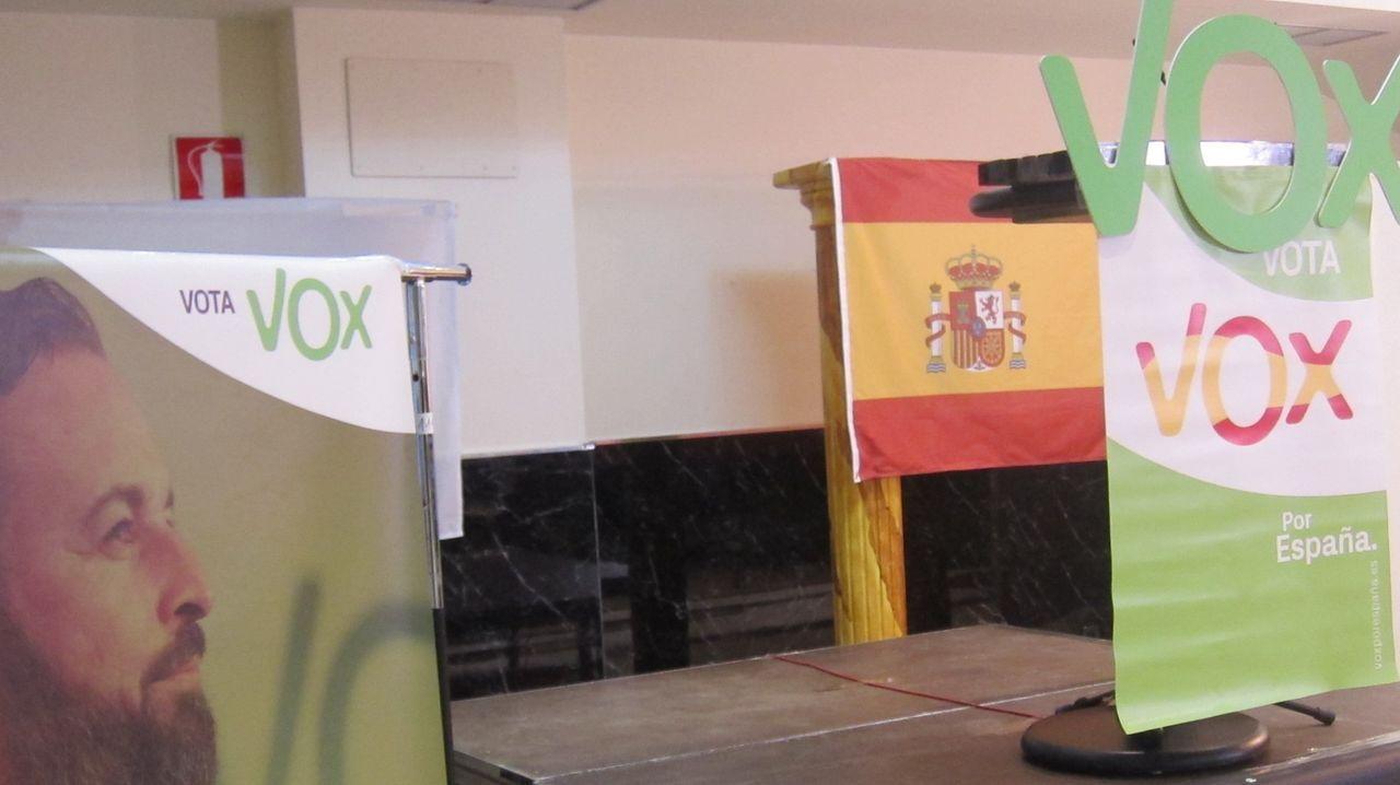 A vicepresidenta da Deputación, Maite Ferreiro, no Punto de Encontro