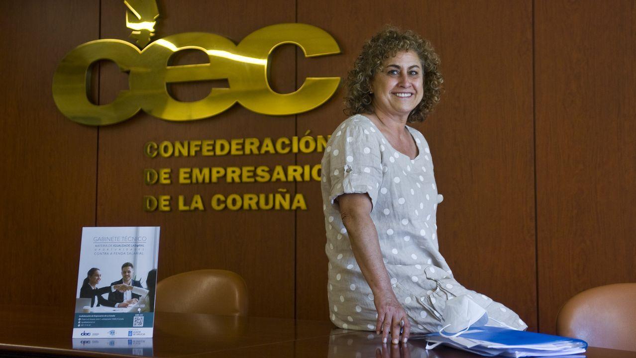La CEC y la CEL de Lugo luchan por la igualdad laboral